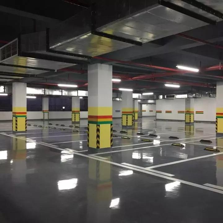 京渝国际文创产业园地坪案例