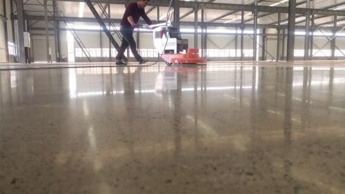 西莱特电梯重庆有限公司地坪施工