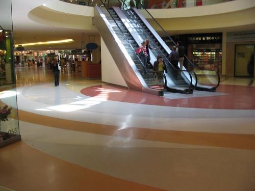 购物中心商用地坪