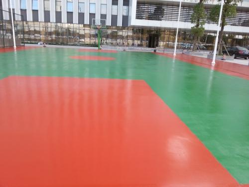 重庆球场地坪
