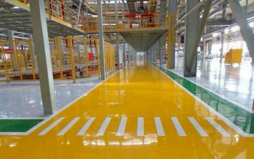 重庆化工厂防腐蚀地坪