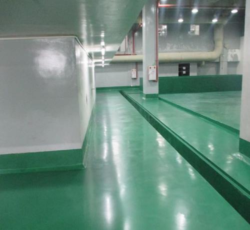 乙烯基酯防重腐地坪