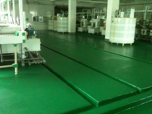 改性环氧树脂防腐地坪