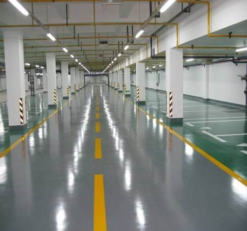 车库交通设施设计施工