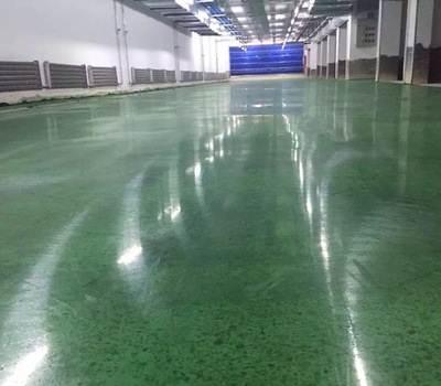 混凝土染色密封固化剂地坪