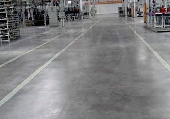 非金属型耐磨地坪